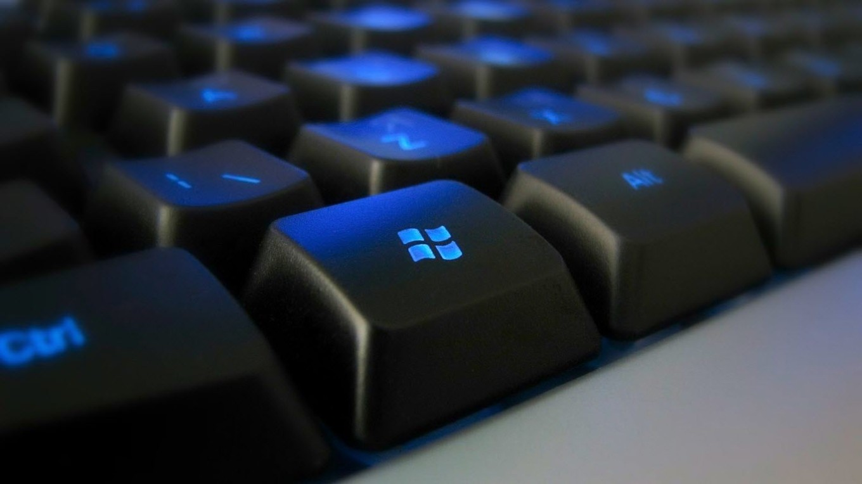 Métodos abreviados de teclado con tecla Windows