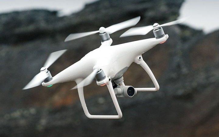 UAV DJI Phantom 4