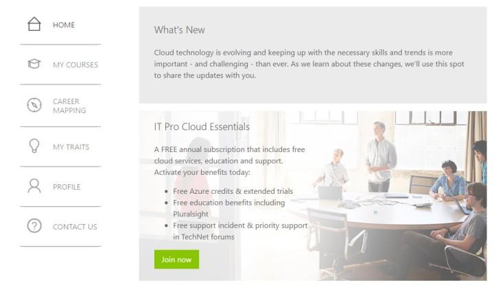 Recursos gratis de Microsoft para profesionales TI