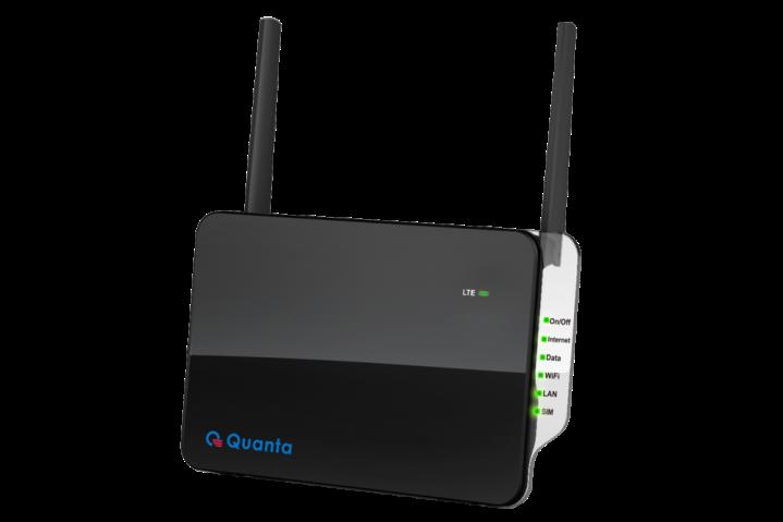 Router Quanta LTE con vulnerabilidades