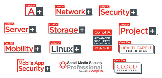 comptia-collage