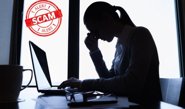 Falso soporte técnico bloquea Windows mediante un Scam