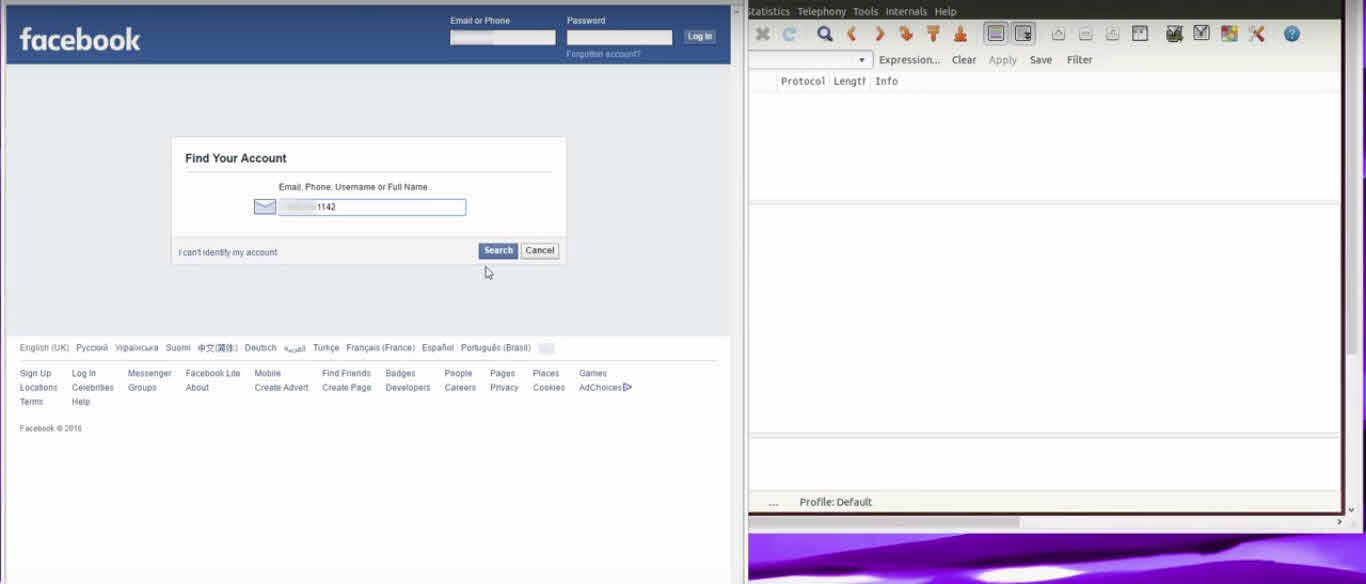 como puedo recuperar mi cuenta de facebook que fue hackeada