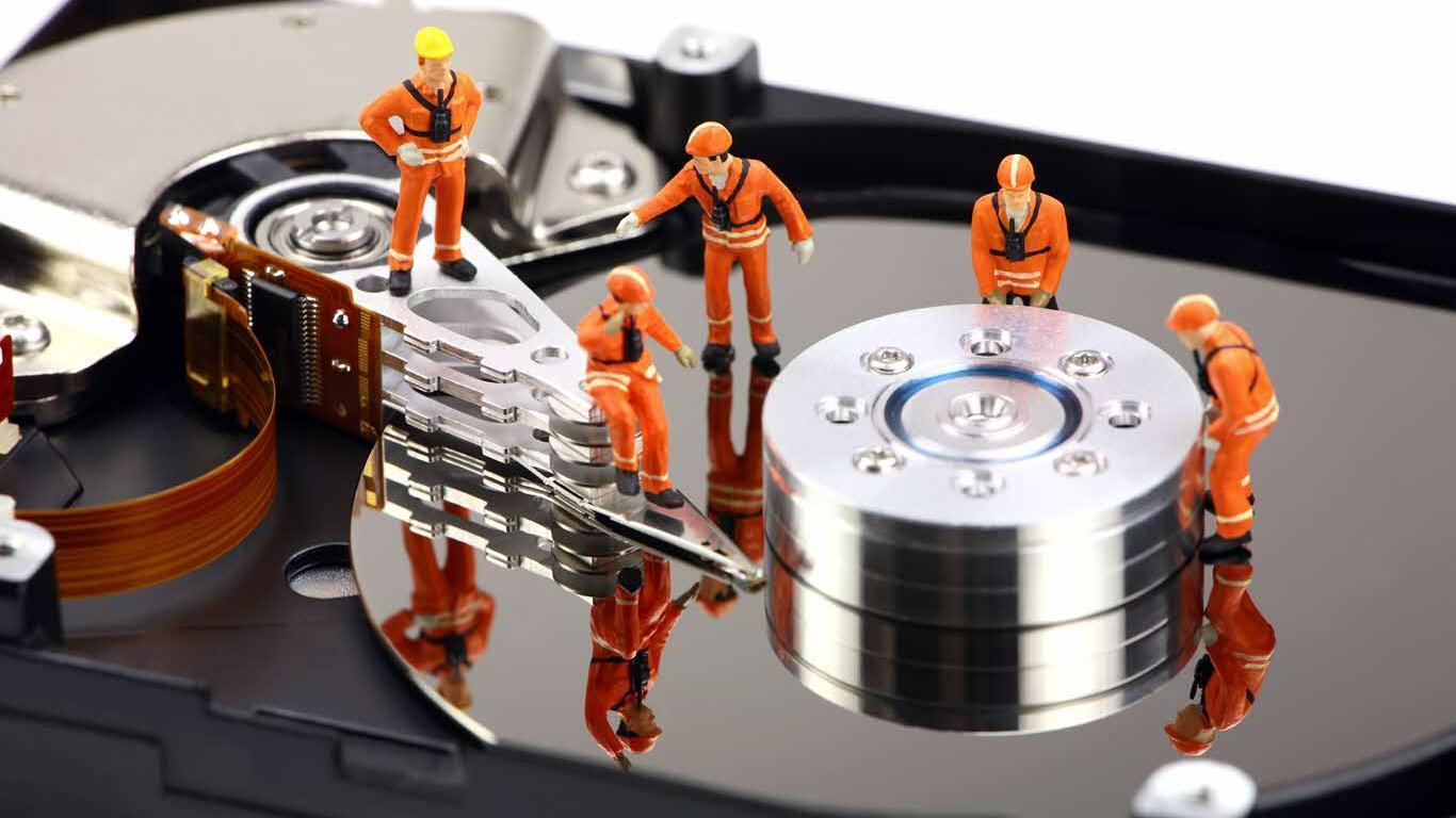 Como esconder una unidad de disco usando el CMD