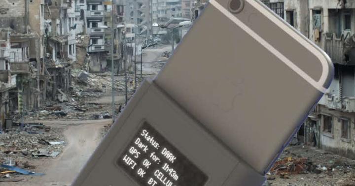 Snowden presenta un accesorio para evitar el seguimiento en iPhone