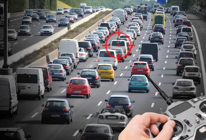 Hackeo de vehículos
