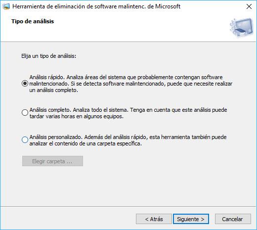 herramienta-de-eliminacion-de-software-malintencionado-de-windows-modo-de-analisis