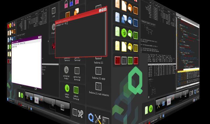 Qubes OS 3.2 es seguramente la versión de Linux más segura del mundo