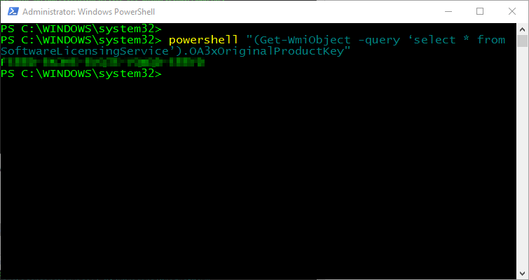 ver-serial-de-windows-con-powershell