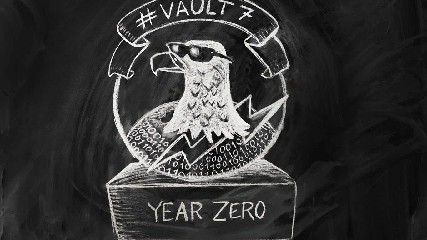 CIA #VAULT7