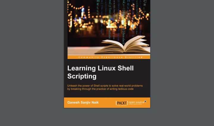 Descargar libro gratis sobre Scripting en Shell de Linux