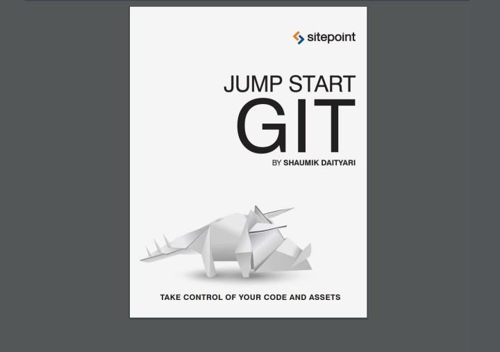 Aprende GIT con el libro gratuito Jump Start GIT y Try Github
