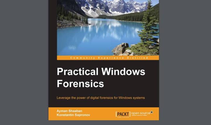 Libro gratis sobre Análisis forense en Windows