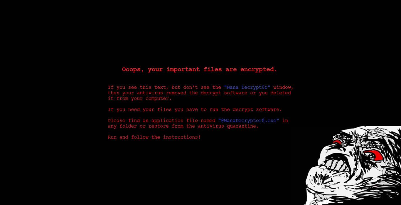 Herramientas para recuperar archivos cifrados por WannaCry