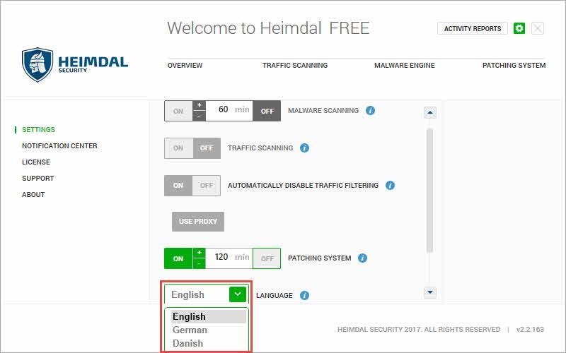Heimdal Free 4