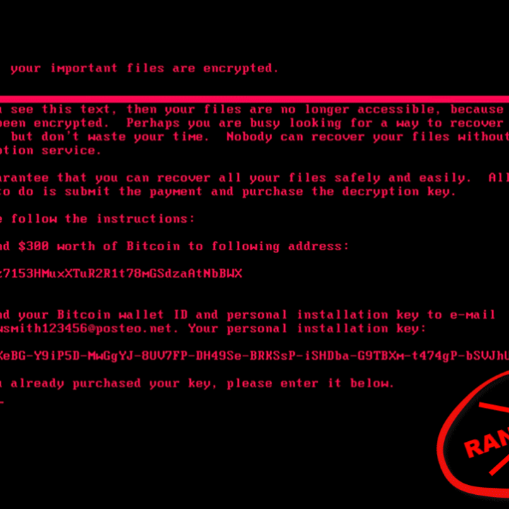 Ransomware notpetya o ransomware Petya
