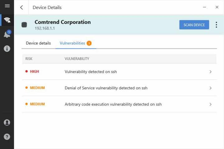 Bitdefender Home Scanner vulnerabilidades detectadas en router