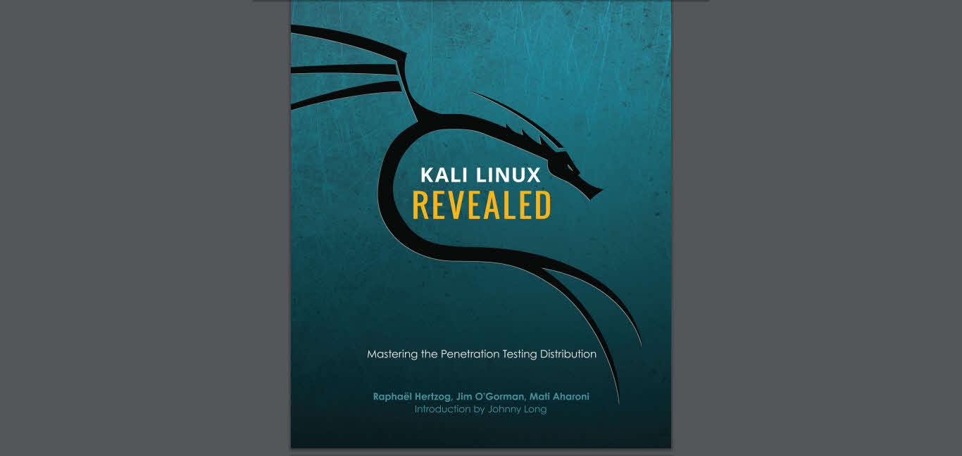 Descargar Kali Linux Revealed