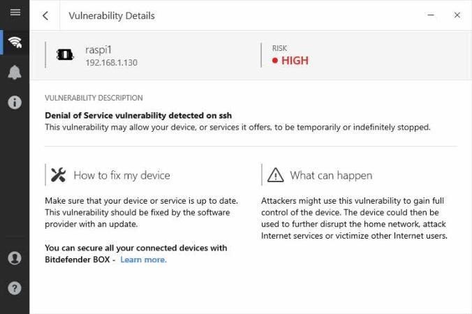 Detectar Vulnerabilidad en SSH