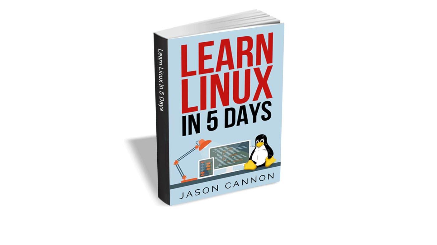 Aprende Linux en 5 días, como dice este libro gratuito