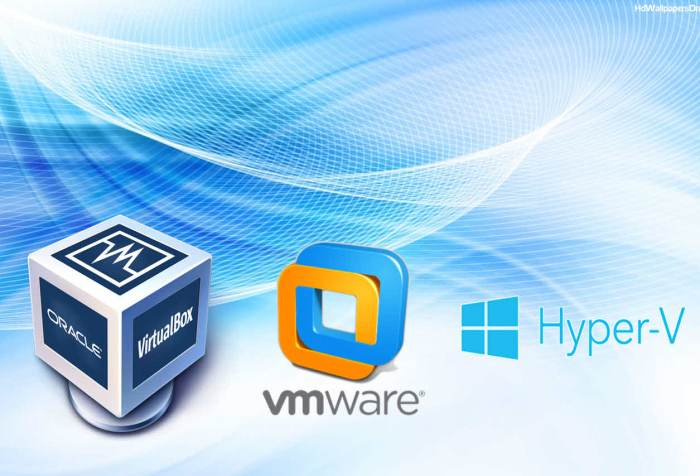 Descarga appliances y máquinas virtuales para VirtualBox, VMWare, Hyper-V...