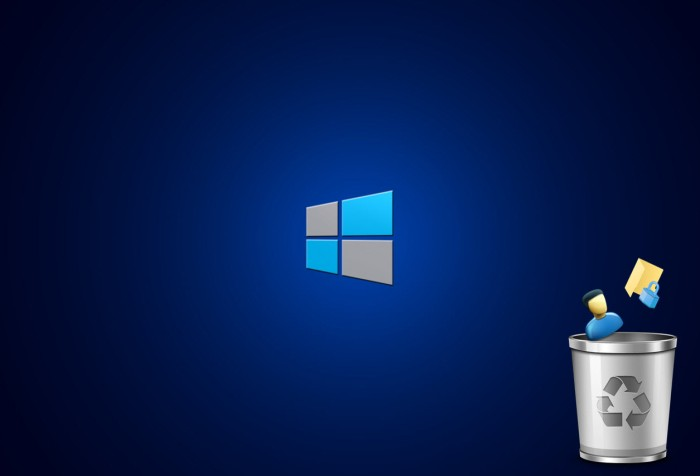 Recuperar objetos borrados en Windows Server y estado de AD Recycle Bin