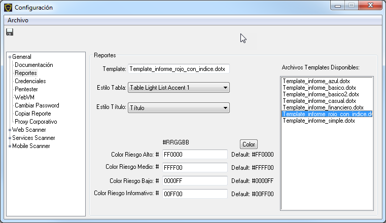Simple Vulnerability Scanner 8