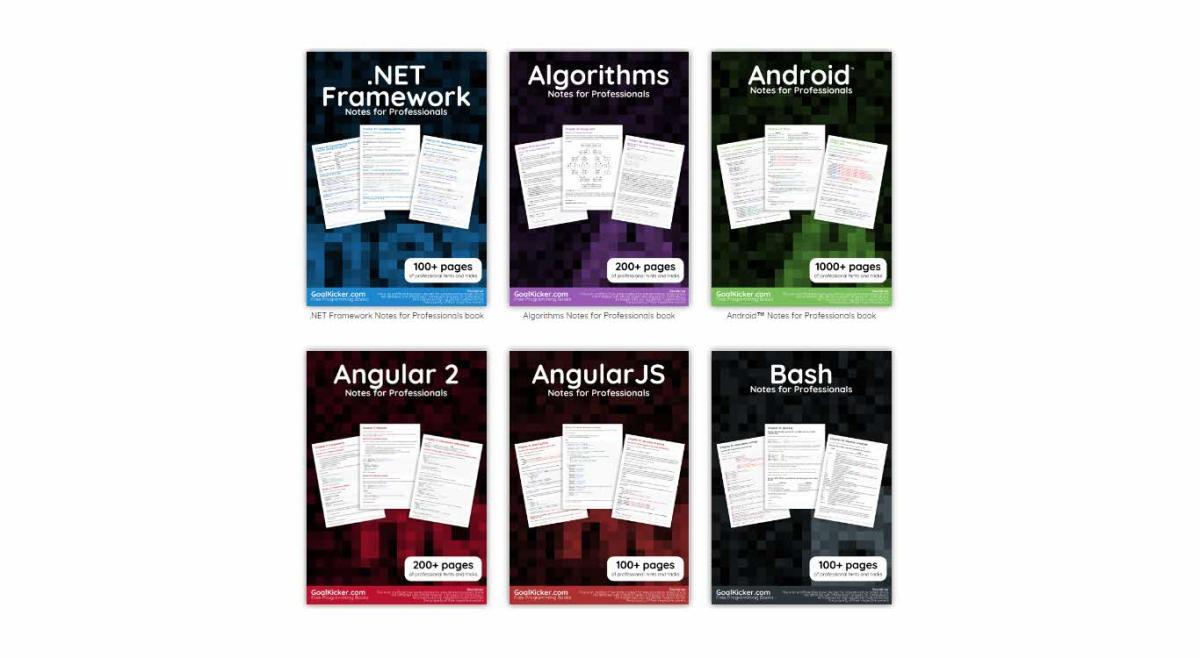 Decenas de libros sobre informática gratuitos en PDF