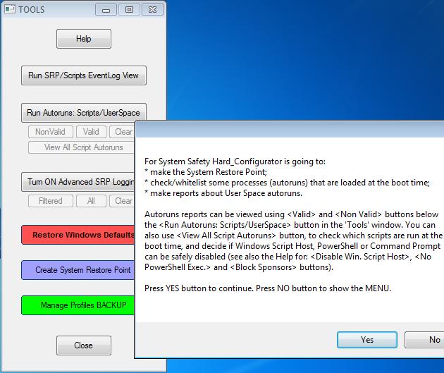 Hard Configurator beta 3.1