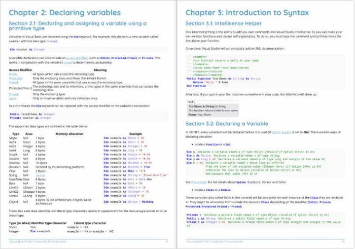 Libro sobre Visual Basic.net gratuito