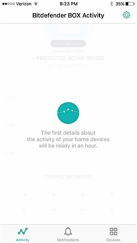 Bitdefender Box para iOS