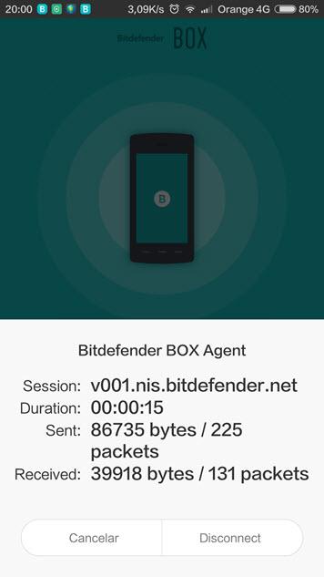 VPN - Análisis de Bitdefender Box