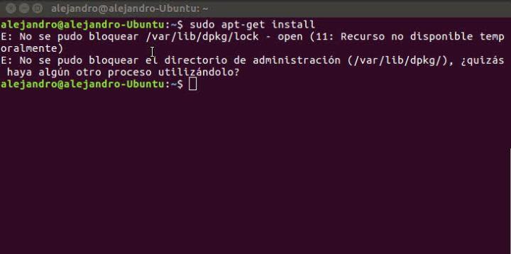 Qué es un archivo LOCK en Linux