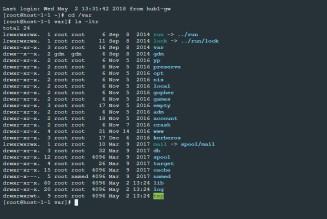 Visualizar el propietario de cada archivo en Linux con stat