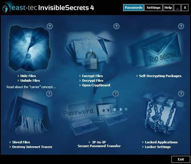 Análisis de Invisible Secrets 4