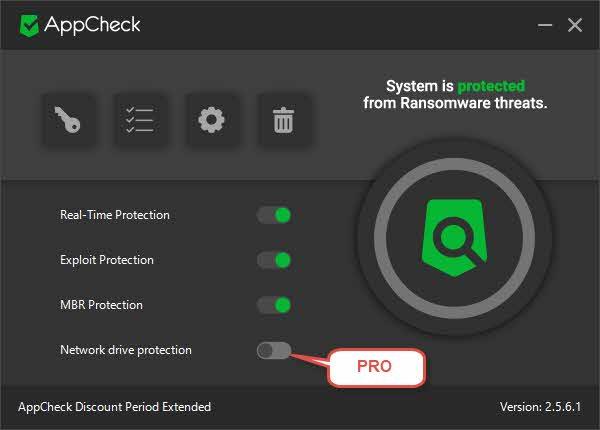 Appcheck Anti Ransomware