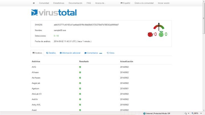 VirusTotal-Monitor 2