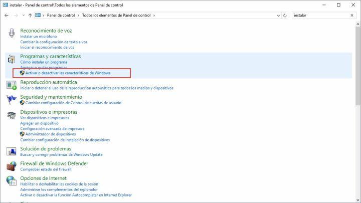 Instalar bash en Windows 10 4