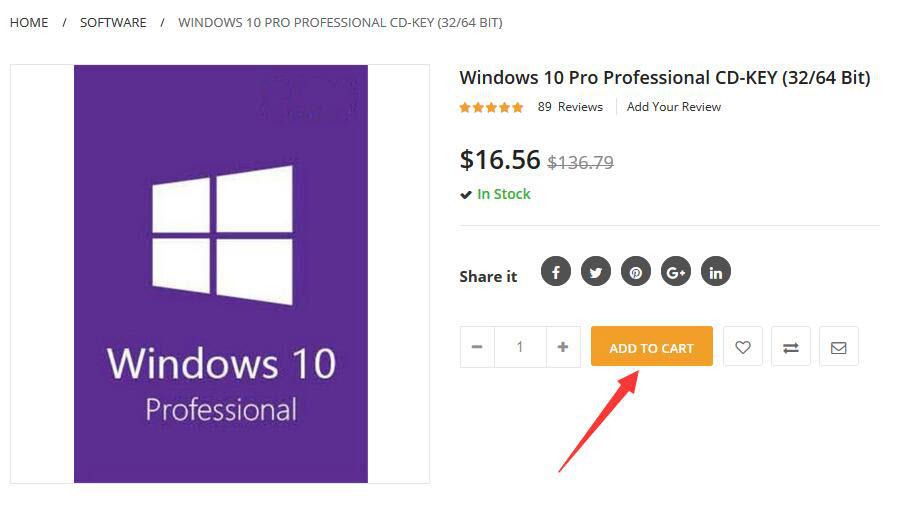 Comprar licencia de windows 10 en Goodoffer