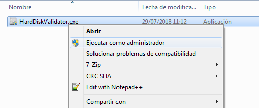 Windows ejecutar como administrador