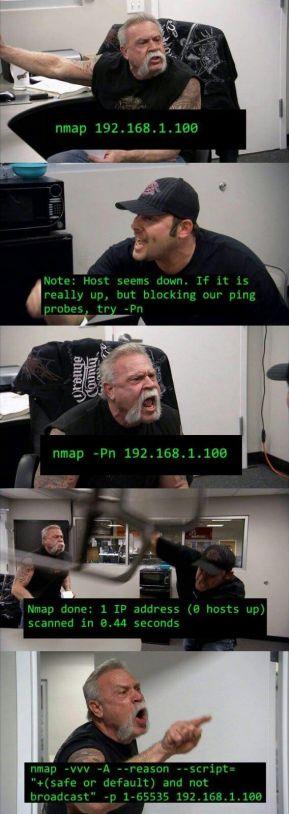 Lolz #NMAP