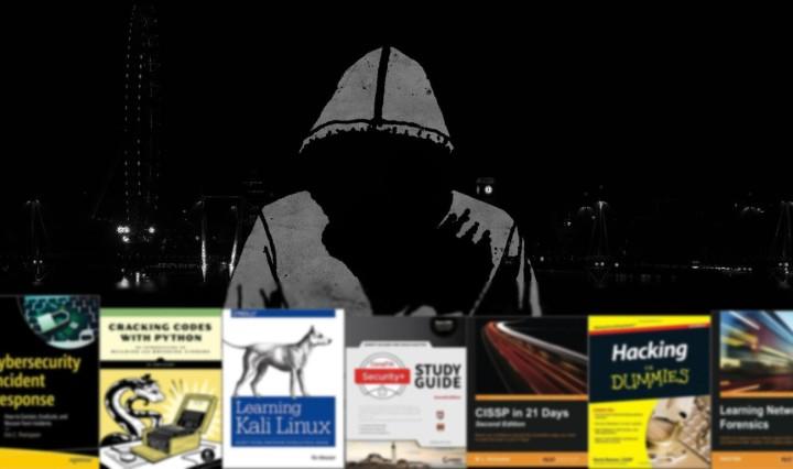 Decenas de libros de hacking y seguridad informática gratuitos