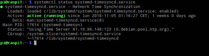 timesyncd Linux (systemd) 3