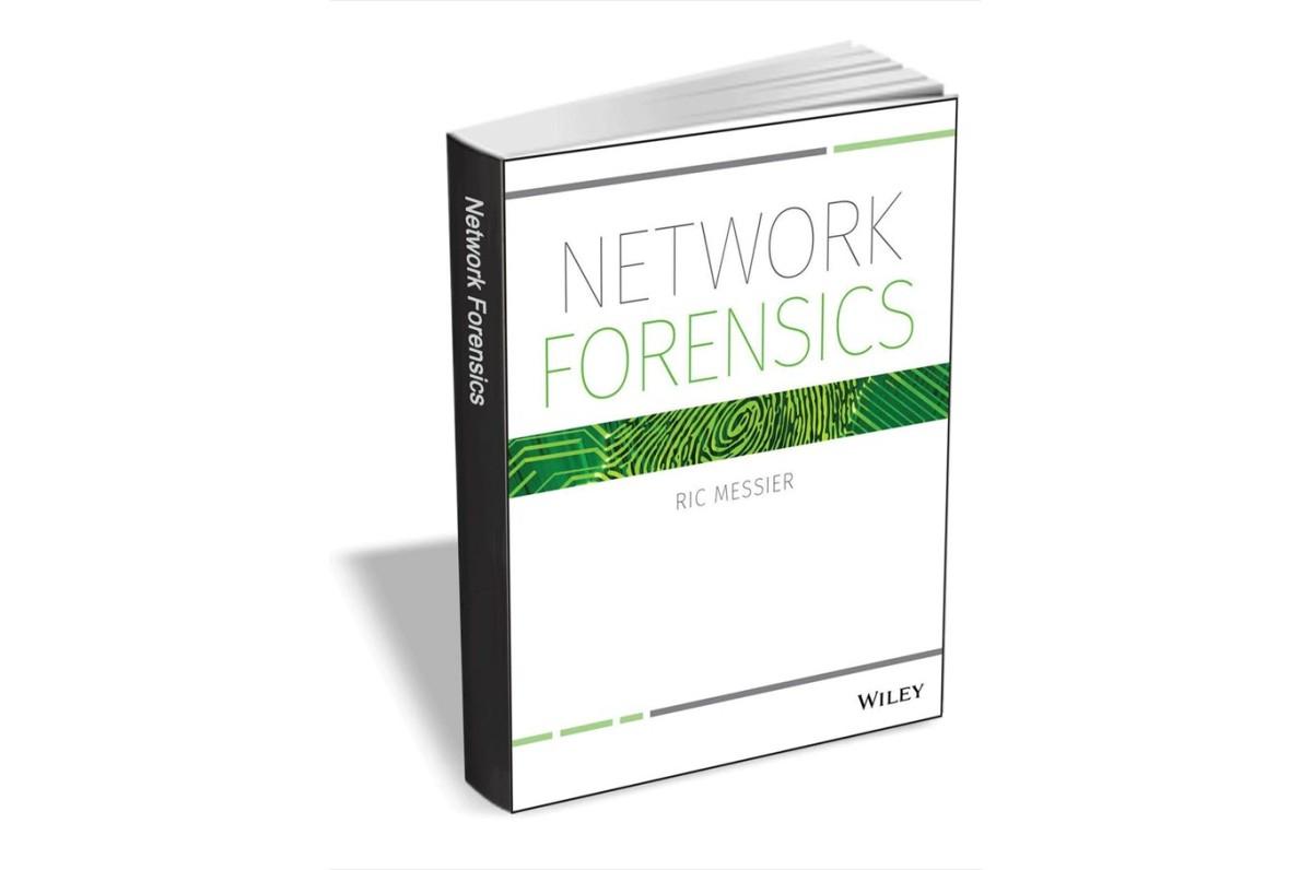 Descarga el libro Network Forensics gratis (por tiempo limitado)
