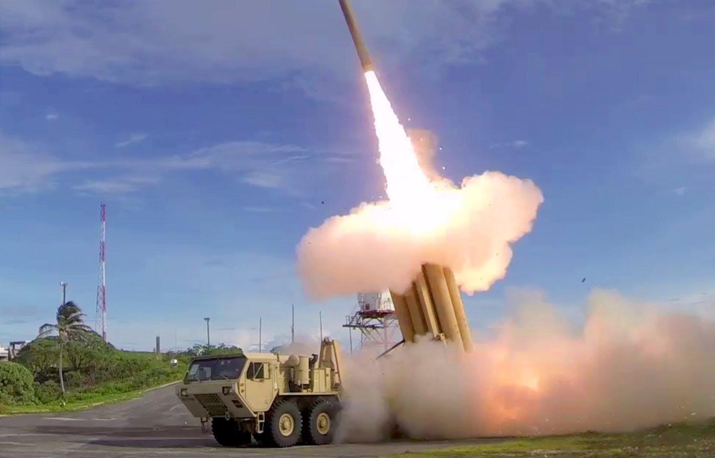misiles balísticos con vulnerabilidades