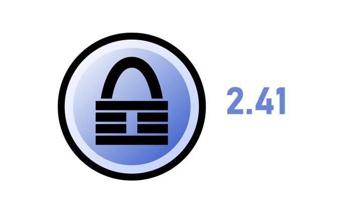 descarga keepass 2.41 y benefíciate de estas sus novedades