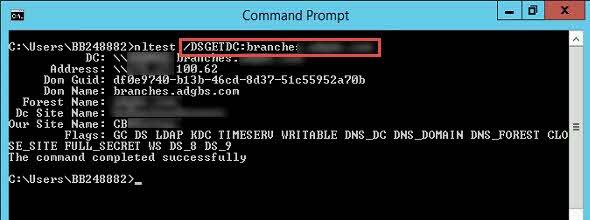 Como ver controlador de dominio al que está conectado el equipo (2)