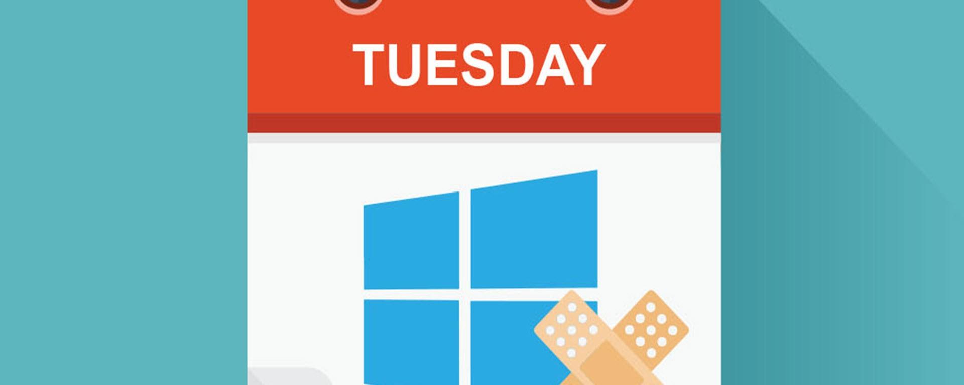 Parches de Microsoft en Febrero de 2019 (llega el patch tuesday)