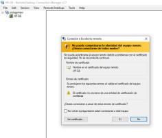 Remote Desktop Connection Manager (RCDMan) 2