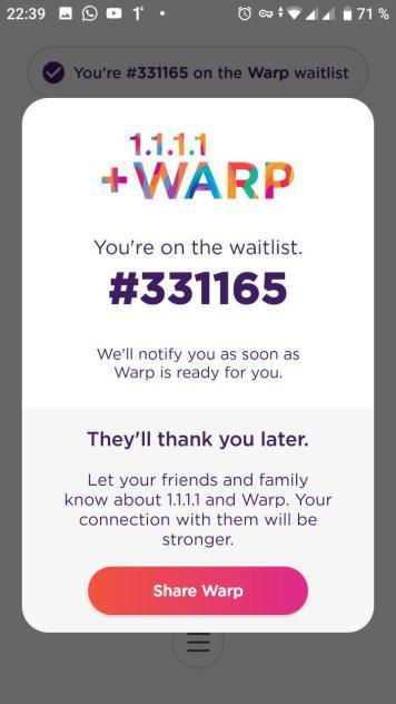 WARP VPN